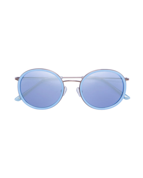Blue Large Didi Sunglasses