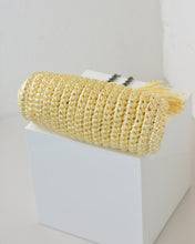 Load image into Gallery viewer, Cream Crochet Cross-Body Bag