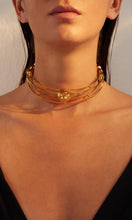 Load image into Gallery viewer, Gold Gio Necklace