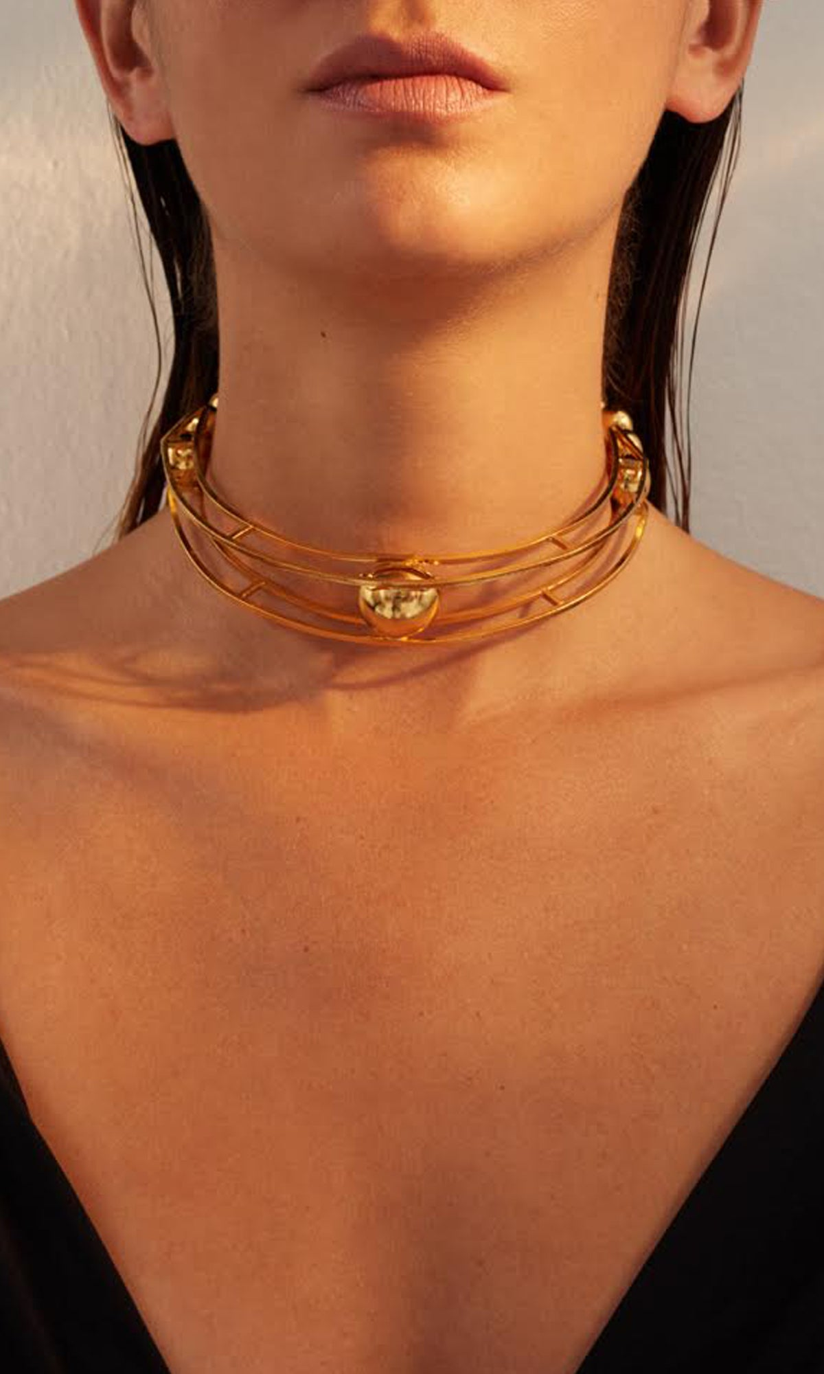 Gold Gio Necklace