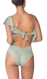 MALAI | BLAIZ | Green Swimsuit