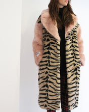 Load image into Gallery viewer, Pink Tiger Kelly Coat