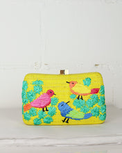 Load image into Gallery viewer, Yellow Marissa Clutch Bag
