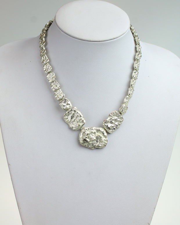 Silver Tulkarem Necklace