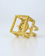 Lega Gold Ring
