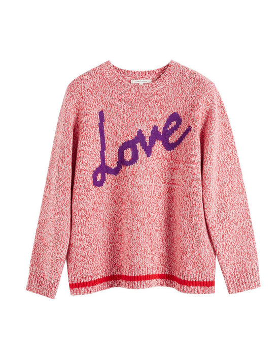 Red Dalloway Love Sweater
