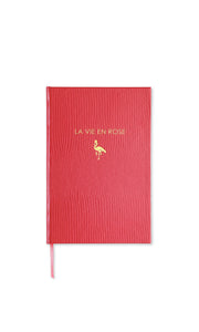 La Vie En Rose Pocket Notebook