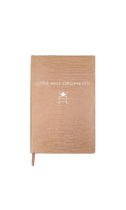 Little Miss Organised Pocket Notebook