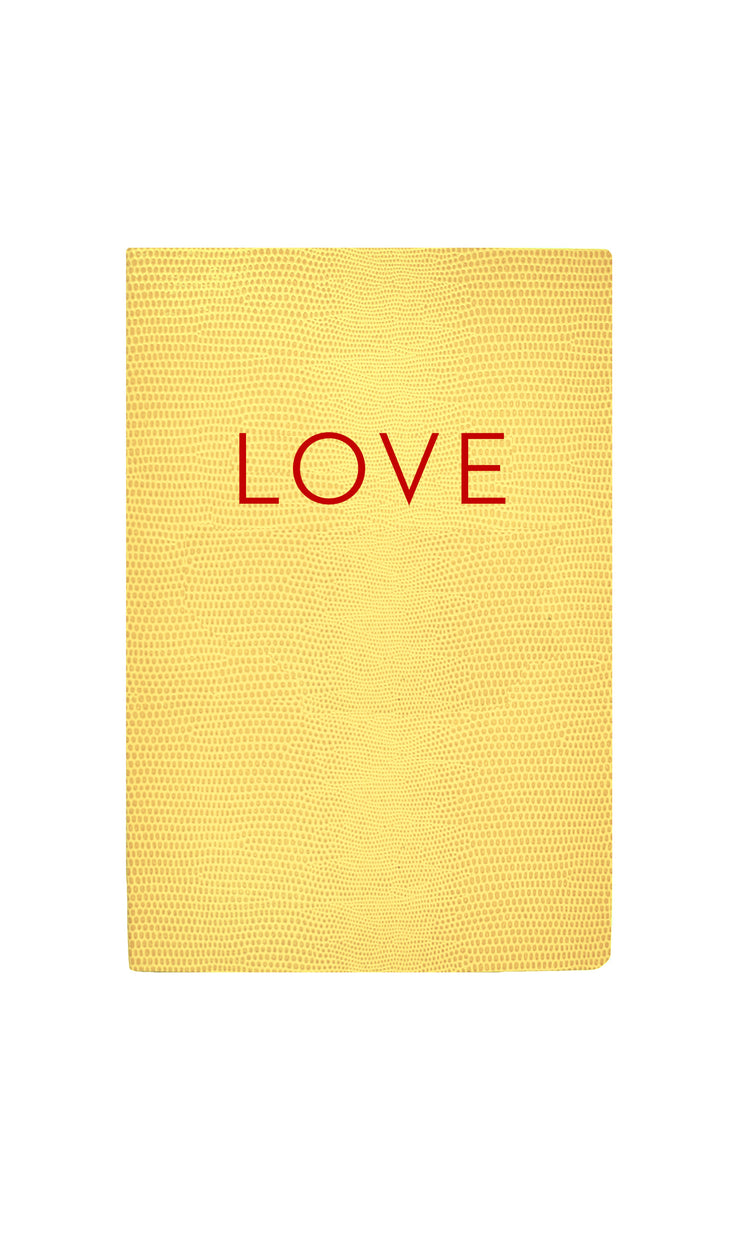 Love Small Notebook