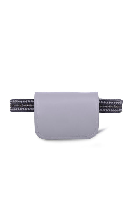Grey Belt Bag