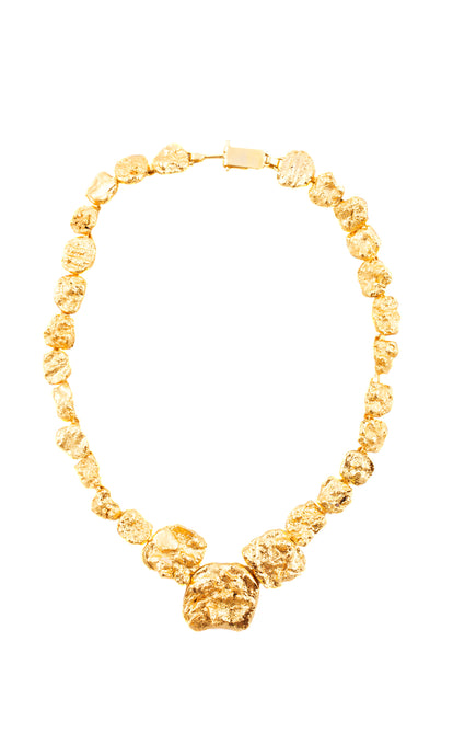 Gold Tulkarem Necklace