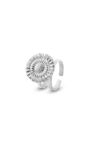 Amare Silver Double Ring