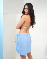 Light Blue Short Canga
