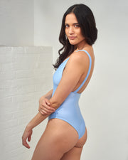 Light Blue Swimsuit