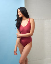 CIA MARITIMA | BLAIZ | Ruby Red Swimsuit