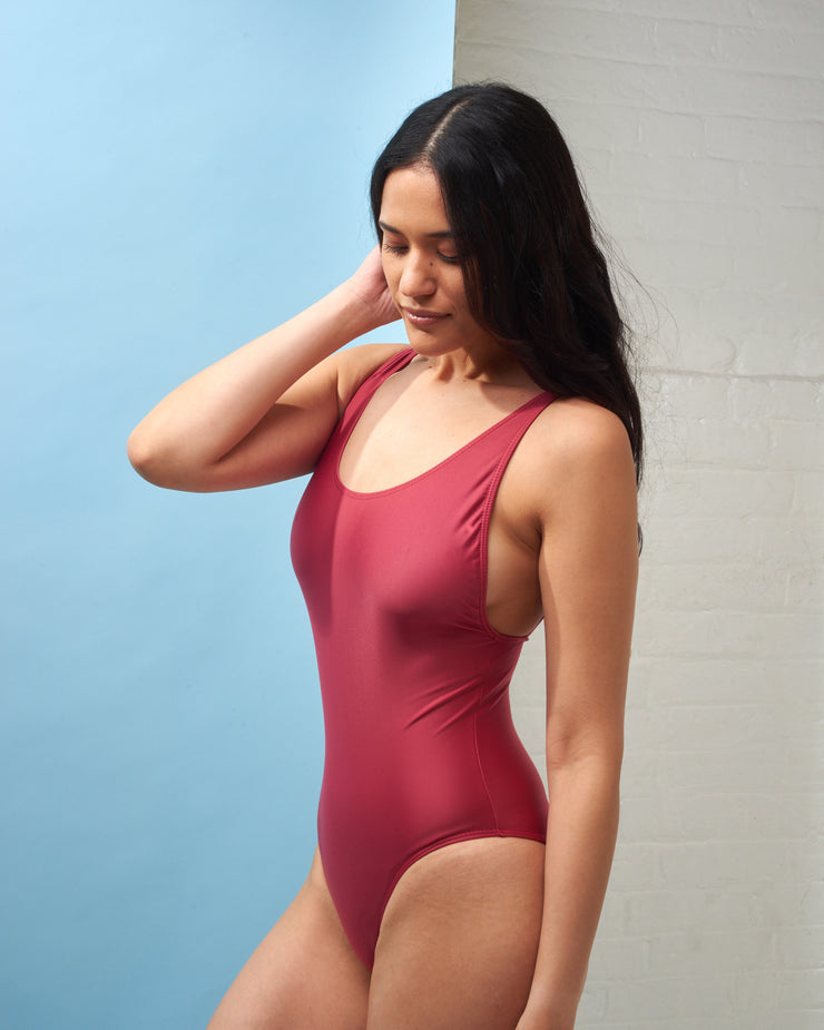 Ruby Red Swimsuit