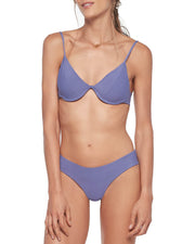 MALAI | BLAIZ | Cornflower Blue Dream Bikini Bottom