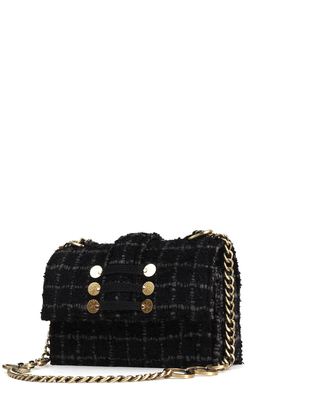 KOORELOO | BLAIZ | Black Notting Hill Shoulder Bag