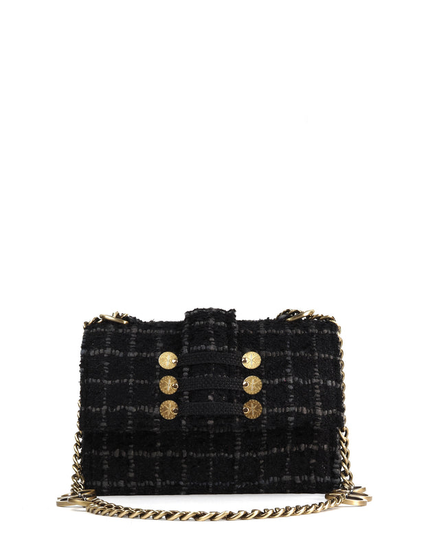 Black Notting Hill Shoulder Bag