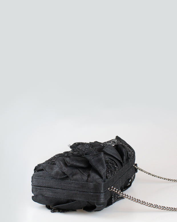 Black Coal Clutch