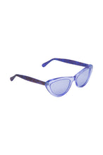 Load image into Gallery viewer, Purple Tribecca Sunglasses