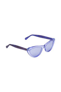 Purple Tribecca Sunglasses