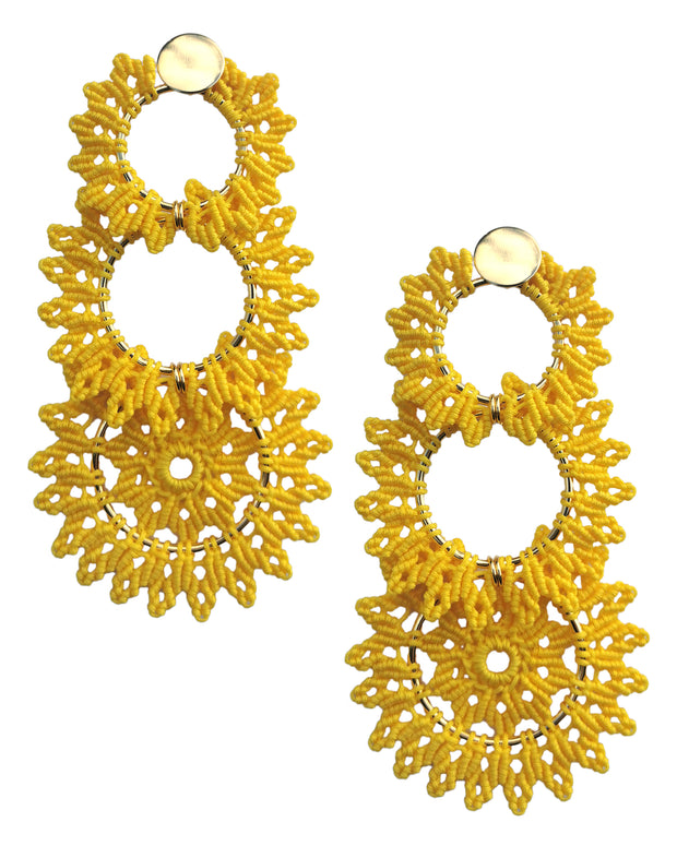 Yellow Infisol Hoops