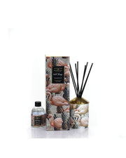 ASHLEIGH & BURWOOD | BLAIZ | Coconut Lychee Exotic Fruit Flamingo Reed Diffuser Scented Home Fragrance Homeware Gift Home Decor