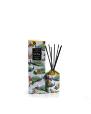ASHLEIGH & BURWOOD | BLAIZ | Rose, Balsamic Mimosa Peacock Reed Diffuser Home Fragrance Homeware Gift