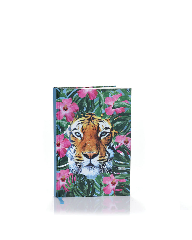 ASHLEIGH & BURWOOD | BLAIZ | Crouching Tiger Hardback Notebook A5 Stationary