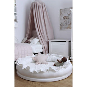 Cotton & sweets - Tapis junior nest beige foncé