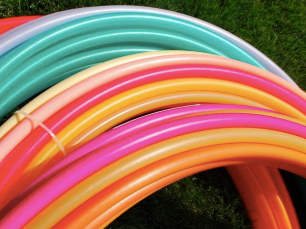 What hula hoop color matches your personality?