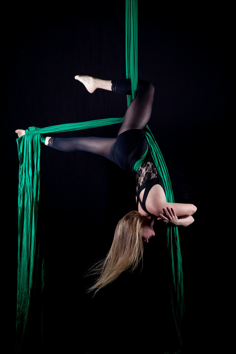 Health benefits of aerial arts