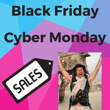 Black Friday and Cyber Monday Hula Hoop and Flow Toy Sales
