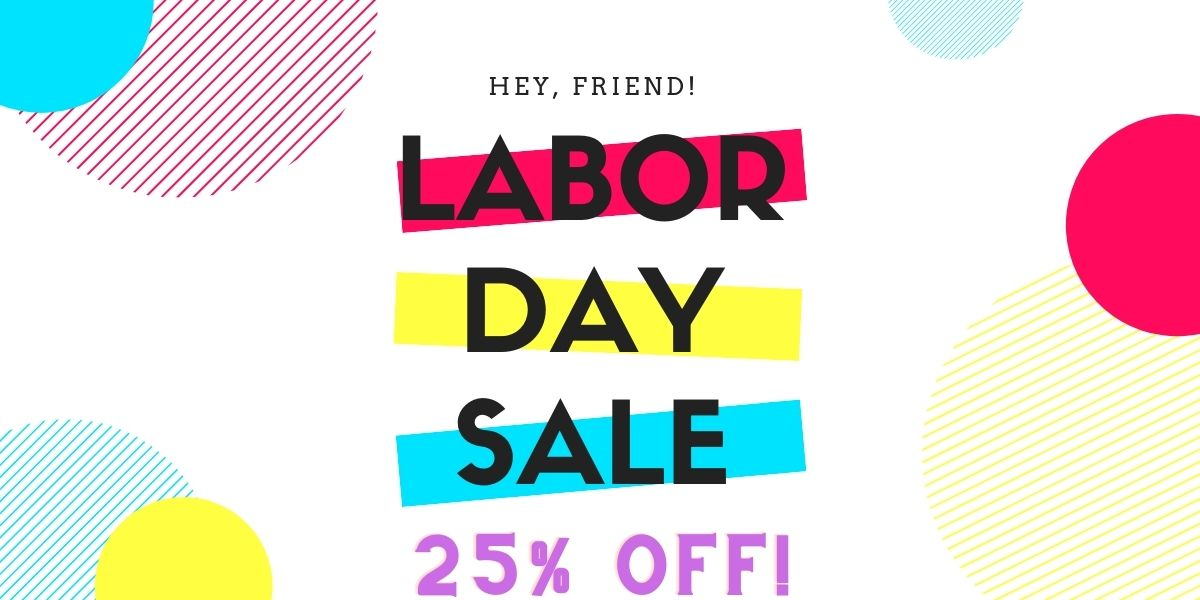 The Spinsterz Labor Day Sale