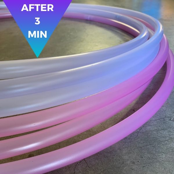photochromic hula hoop