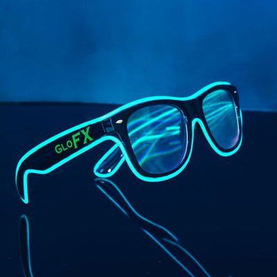El Wire Glasses