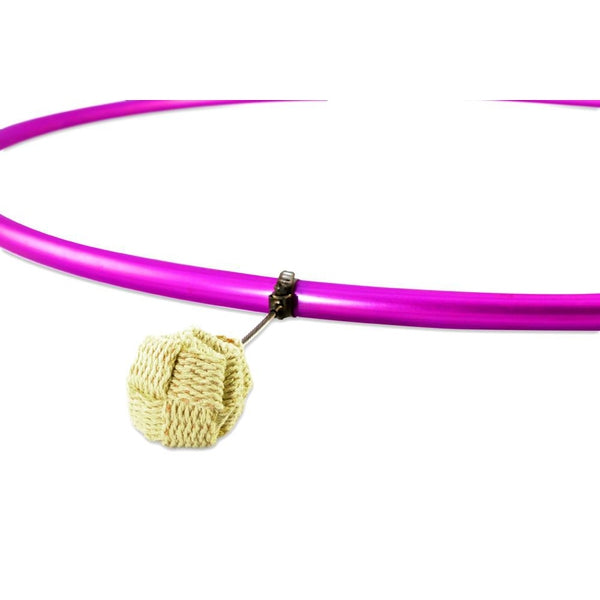 removable wick fire hoop