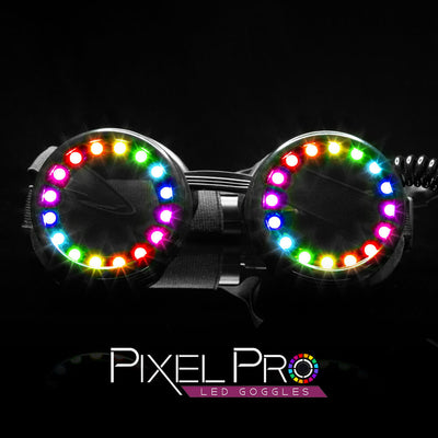 led light up goggles