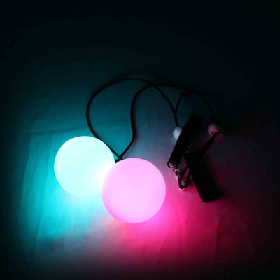 LED Glow Ball Poi