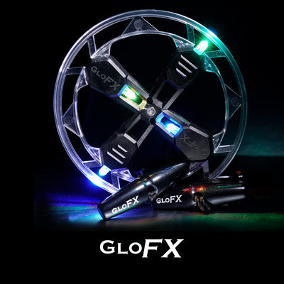 The Spinsterz - GloFX Lux 360 Orbit 2.0