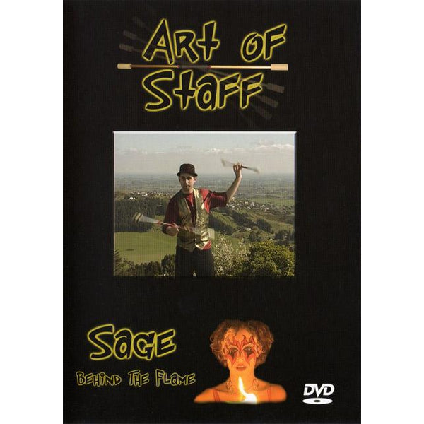 Art of Staff Instructional DVD-The Spinsterz