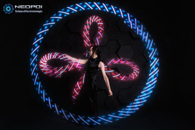 The Spinsterz - NeoPoi 22 Pixel Poi