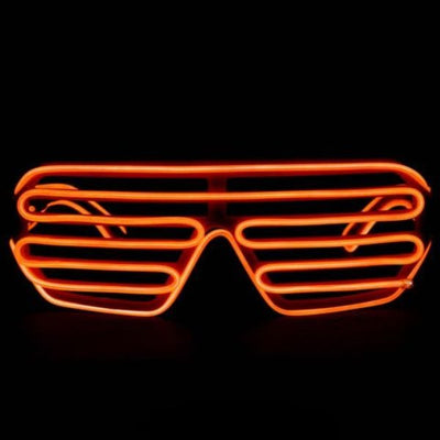 Luminescence Shutter Frame Glasses