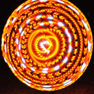The Spinsterz - Element LED Hoop
