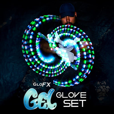 GloFX Gel Glove Set-The Spinsterz