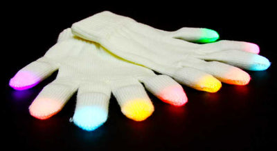 5 Mode Premier LED Glove Set