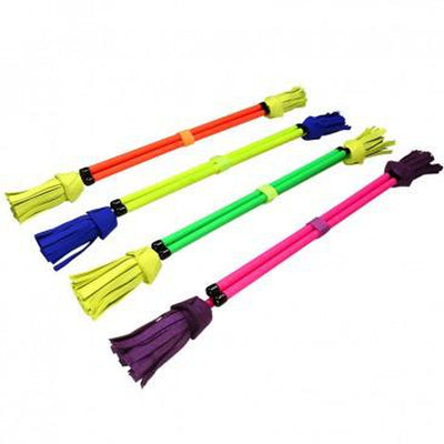 neon flower sticks
