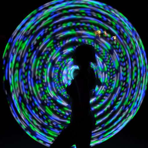 muse led hula hoop