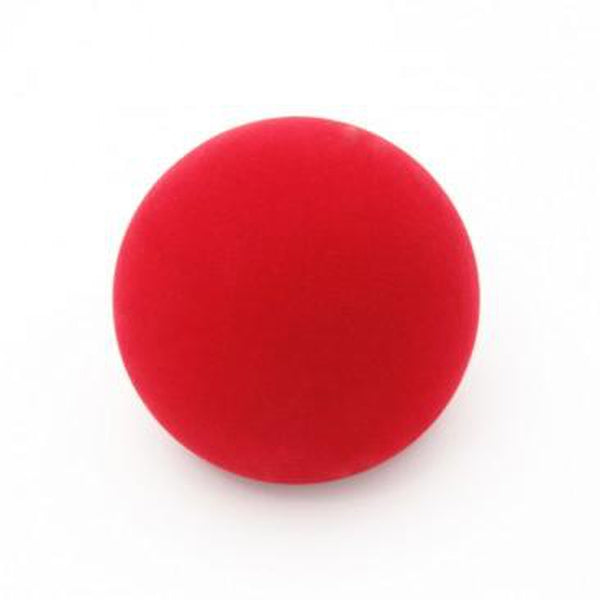 red velvet contact juggling ball